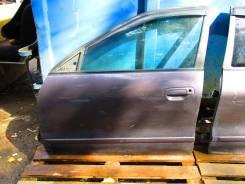 Дверь передняя Mitsubishi Galant EA1A седан двс 4G64 2.4. Mitsubishi Galant, EA1A Двигатель 4G64