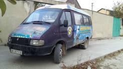 ГАЗ 3221. Газ 3221, дизель, пассажирская , микроавтобус, 2 500 куб. см., 13 мест