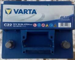 Varta. 52 А.ч., производство Европа