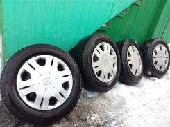 Комплект колес Yokahama. 6.0x14 4x100.00 ET40 ЦО 56,1мм.
