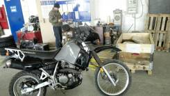 Kawasaki. 651 куб. см., исправен, птс, без пробега