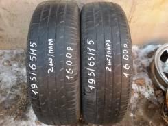 Bridgestone B390. Летние, 2008 год, износ: 30%, 2 шт