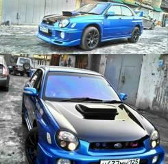 Потерял Subaru wrx