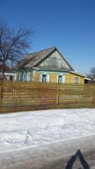 Продам дом. Улица Черняховского 68, р-н 6-й школы, площадь дома 35 кв.м., централизованный водопровод, электричество 10 кВт, отопление твердотопливно...