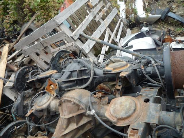 Редуктор. Mitsubishi Pajero Sport, K90 Mitsubishi Montero Sport, K90 Двигатели: 6G72, 6G74