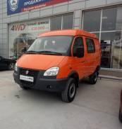 ГАЗ Соболь. Продается Соболь 4х4 грузопассажир Скидка 120 000 Рублей*, 2 890 куб. см., 1 100 кг.