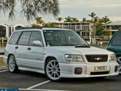 Накладка декоративная. Subaru Forester, SF9
