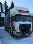 Scania. Продам Скания 2003 целиком или в разбор, 11 700 куб. см., 10 000 кг.
