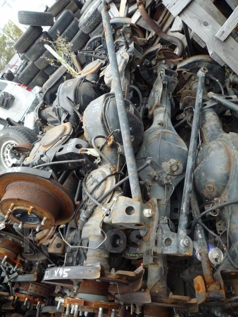 Редуктор. Mitsubishi Pajero, V46W, V46V, V46WG Двигатель 4M40