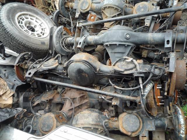 Редуктор. Mitsubishi Pajero Sport, K90 Двигатели: 4D56, 6G72, 4D56 6G72
