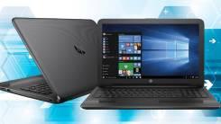 """HP 15. 15.6"""", 2,0ГГц, ОЗУ 4096 Мб, диск 500 Гб, WiFi, Bluetooth, аккумулятор на 3 ч."""