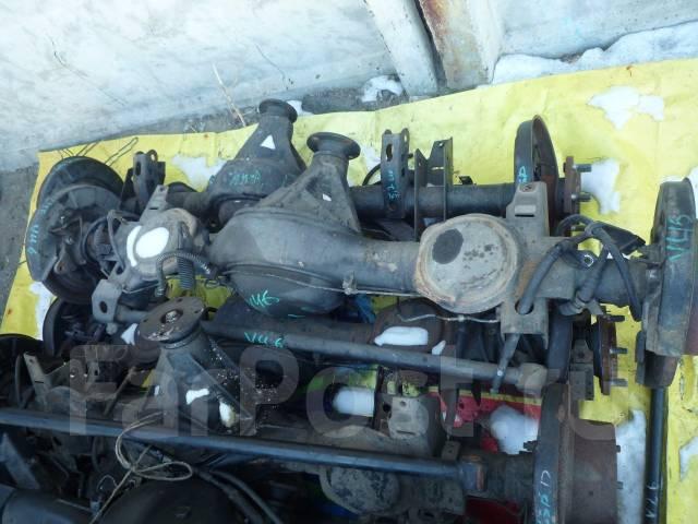 Редуктор. Mitsubishi Pajero Sport, K90 Двигатель 6G72