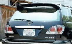 Накладка на дверь. Lexus RX300. Под заказ