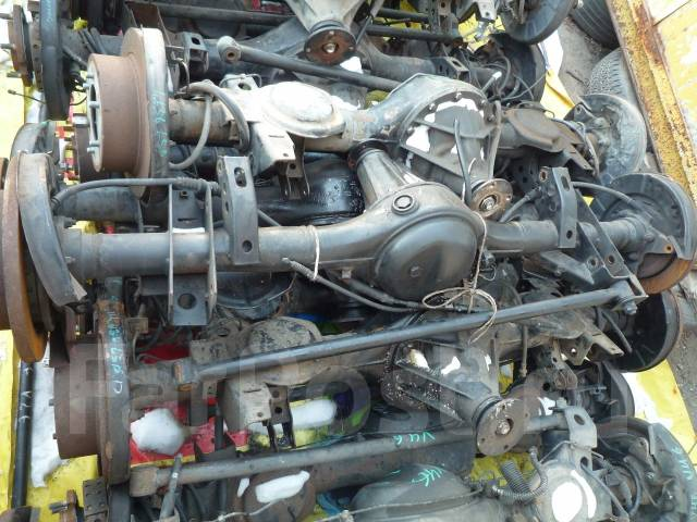 Редуктор. Mitsubishi Challenger, K96W Двигатель 6G72