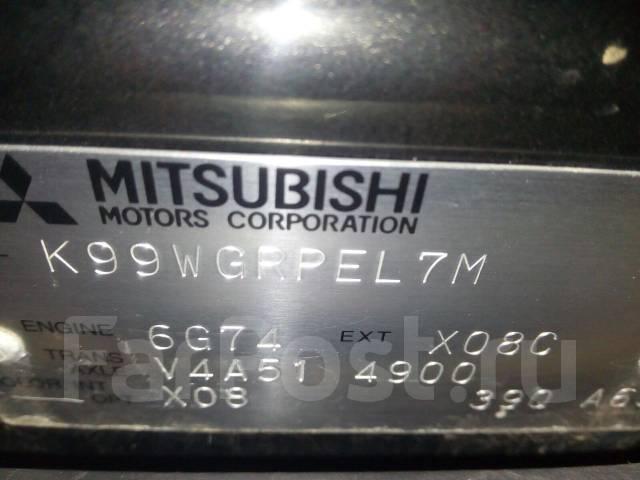 Редуктор. Mitsubishi Montero Sport, K90 Двигатель 6G72