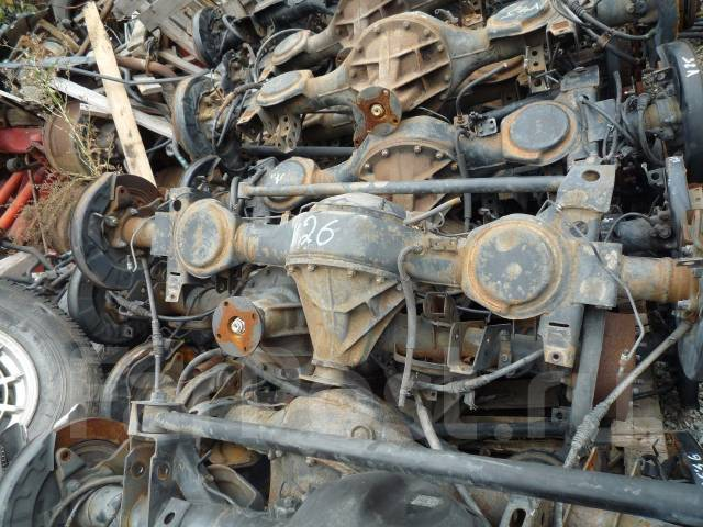 Редуктор. Mitsubishi Challenger, K94WG, K94W Двигатель 4D56
