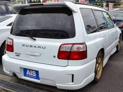Спойлер. Subaru Forester, SF5, SF9