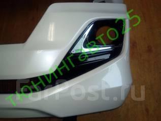 Обвес кузова аэродинамический. Toyota Land Cruiser Prado, KDJ150L, GDJ150L, GDJ151W, GRJ150W, GDJ150W, TRJ12, GRJ151W, TRJ150W, GRJ150L Двигатели: 1KD...