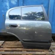 Дверь боковая. Nissan Almera, N16
