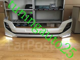Обвес кузова аэродинамический. Toyota Land Cruiser Prado, GRJ151W, GRJ150W, KDJ150L, GRJ150L, TRJ150W, GDJ151W, GDJ150L, TRJ12, GDJ150W Двигатели: 1GR...