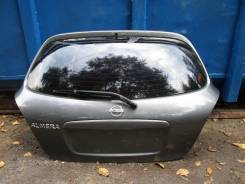 Крышка багажника. Nissan Bluebird Nissan Sunny Nissan Almera, N16 Двигатель QG16DE