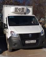 ГАЗ Газель Next. Продается грузовой - рефрижератор : Газель Некст, 2016 год выпуска, 2 776 куб. см., 2 520 кг.