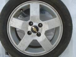Chevrolet Aveo на R15 4x100 лето Tigar Prima 185/55 в сборе