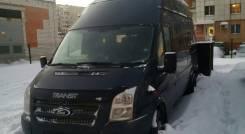 Ford Transit. Микроавтобус, 2 200 куб. см., 25 мест