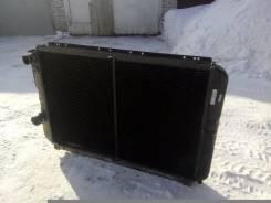 Радиатор охлаждения двигателя. УАЗ Патриот, 3163 Двигатели: ZMZ40905, ZMZ40906