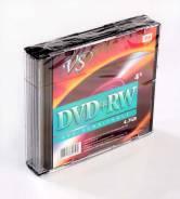 DVD+RW. 4 Гб, интерфейс DVD+RW
