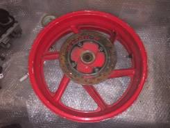 Диск колесный задний / Колесо заднее Honda CBR 400RR 1991г [ 001 ] /