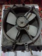 Радиатор охлаждения двигателя. Honda Civic Honda Domani