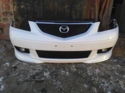 Бампер. Mazda MPV, LW3W, LW5W