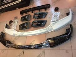 Обвес кузова аэродинамический. Lexus LX570