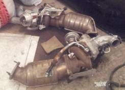 Турбины в сборе от Bentley Continental GT 560HP + катализаторы