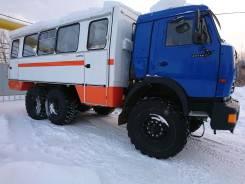 Нефаз 4208-11-13. Продаю Нефаз 4208 вахтовый автобус, 10 857 куб. см. Под заказ