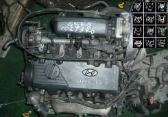 Двигатель Hyundai Elantra 1.5 G4EB
