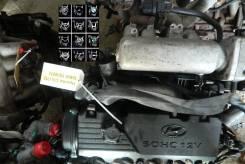Двигатель Hyundai Accent 1.5 G4EB