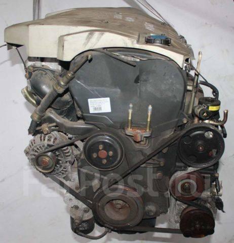 Контрактный двигатель Мицубиси 4G64 (GDI) 2.4 л бензин