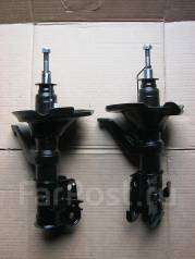 Амортизатор. Honda Civic, LA-EU3, LA-EU1, EU1, EU2, EU3 Двигатели: K20A3, D17A, D15B, D17A2, D17A5, D16V1, D16V2, D14Z6, D14Z5, D15Y3, D16W7, D16V3, 4...