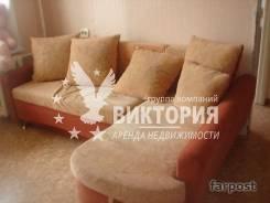 1-комнатная, улица Адмирала Юмашева 20. Баляева, агентство, 36кв.м. Комната