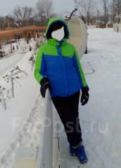 Костюмы лыжные. 44
