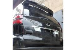 Спойлер на заднее стекло. Toyota Land Cruiser Prado, KDJ120W, KDJ121W, VZJ121W, GRJ120, GRJ121, VZJ120W, GRJ125W, VZJ125W, GRJ120W, GRJ125, GRJ121W, T...