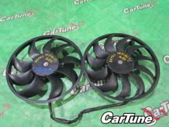 Вентилятор радиатора кондиционера. Infiniti Q60