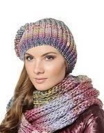 Шапка и шарф. 56