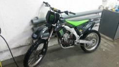 Kawasaki KX 450F. 450 куб. см., исправен, птс, с пробегом. Под заказ