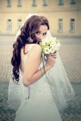 Обучение свадебным и вечерним прическам.