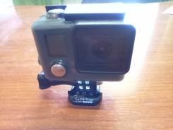 GoPro HERO+LCD. с объективом