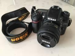 Nikon D7100 Body. 20 и более Мп, зум: 14х и более