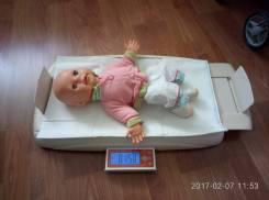 Весы для новорожденных. Рост: 80-86 см